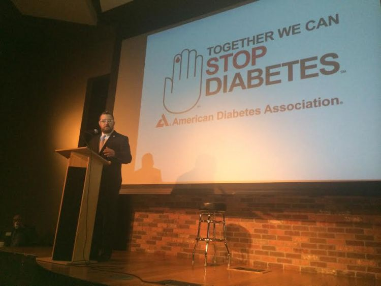 Website Diabetes Speaking