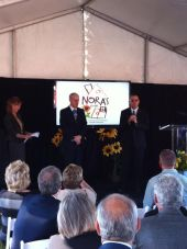 Website Noras Groundbreaking Speaking