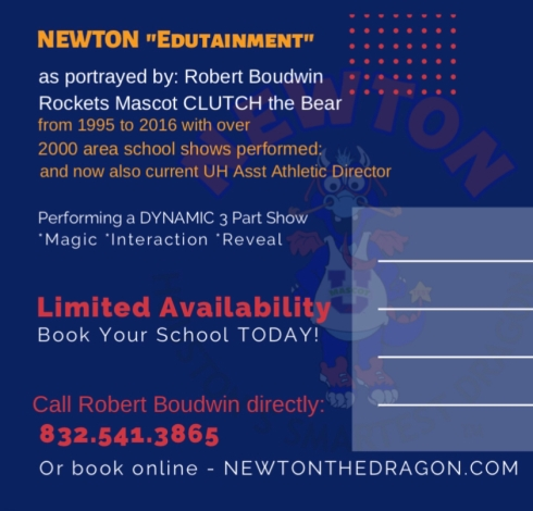 Newton Postcard 2018 2