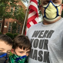 Robert Wear Your Mask 2