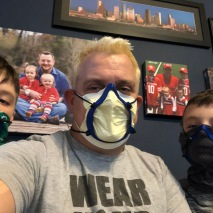 Robert Wear Your Mask 5